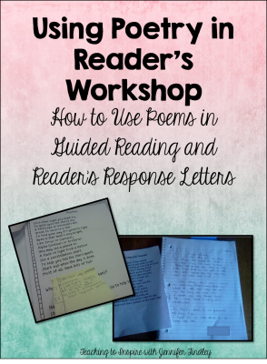 Poetry in Reader's Workshop Main
