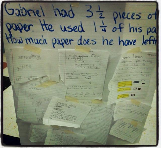 Teaching Math Through Cognitively Demanding Tasks