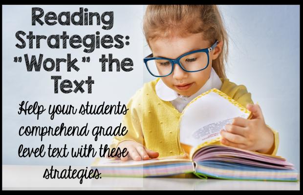 Reading Strategies 7
