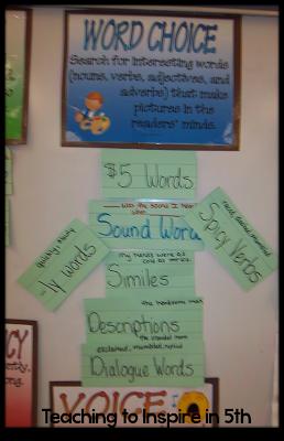 6 Traits Writing and a Secret Code!