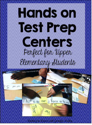 Hands on Test Prep Centers