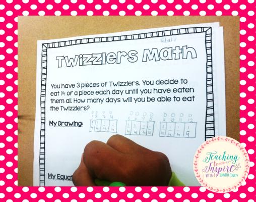 fraction math 4