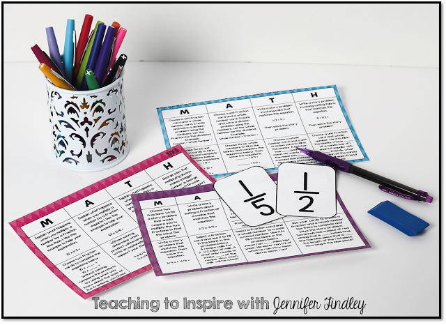 Give Them Choice with Reading Choice Boards