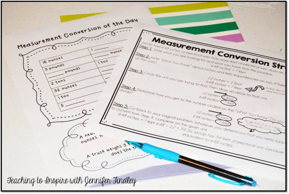 Measurement Strategy and Printable