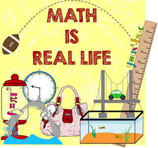 Math is Real Life - Plan a Trip: Freebies!