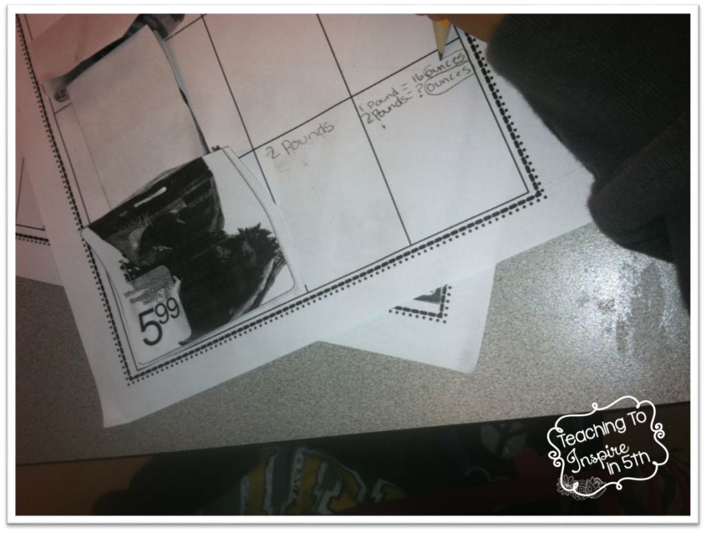 Measurement in Real Life Freebie {Math is Real Life}