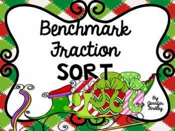 http://www.teacherspayteachers.com/Product/Benchmark-Fraction-Sort-Holiday-Themed-Freebie-991156