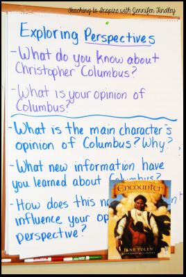 Columbus Day Activity Read Aloud