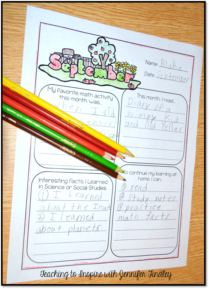 Student Created Newsletters Free Classroom Newsletter Templates Teaching With Jennifer Findley