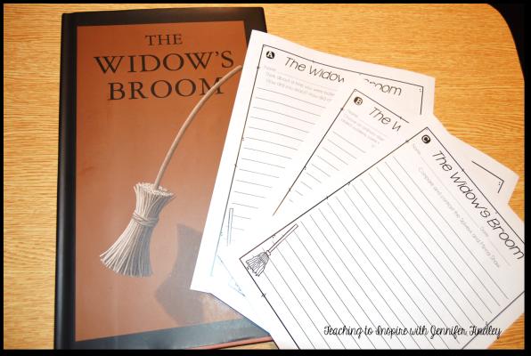 The Widow's Broom Activities