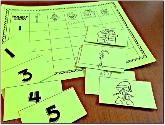 Behavior management ideas for surviving the holiday months in the classroom.