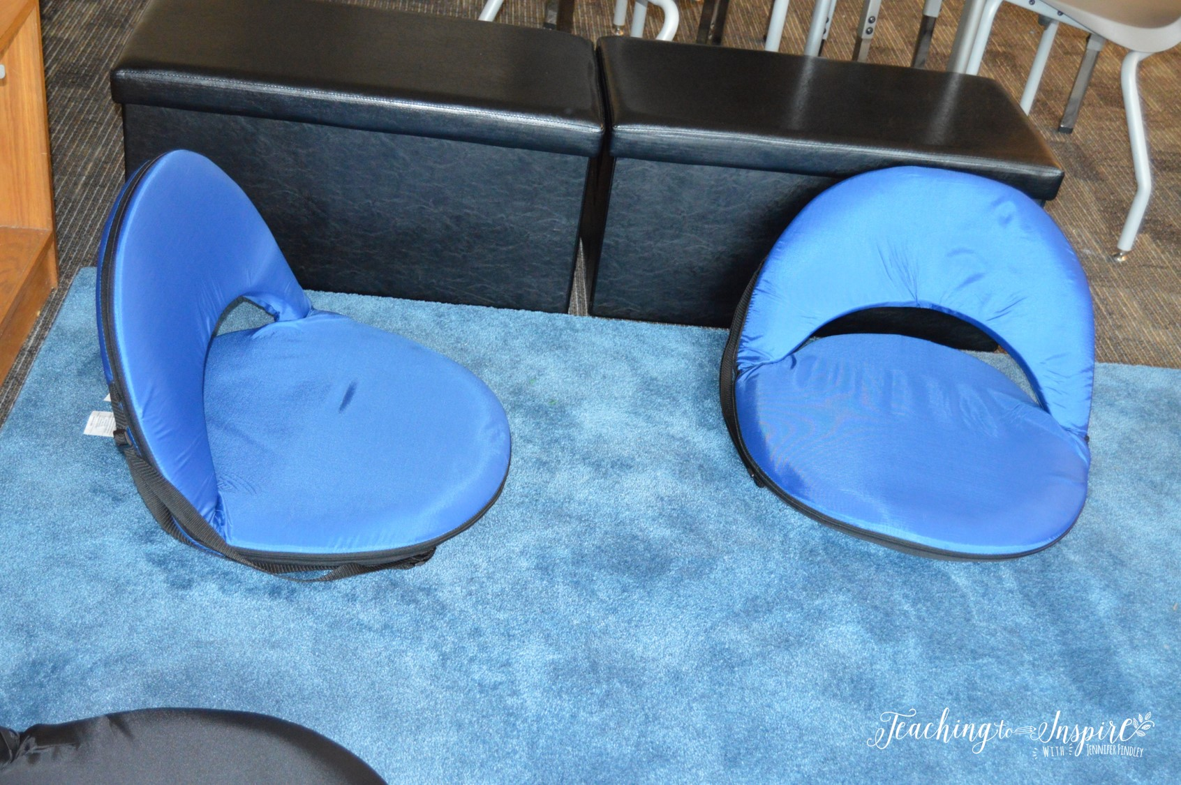 Alternative seating in the classroom can be a huge motivator for student engagement and learning. Read this post to learn how one teacher uses alternative seating in literacy.