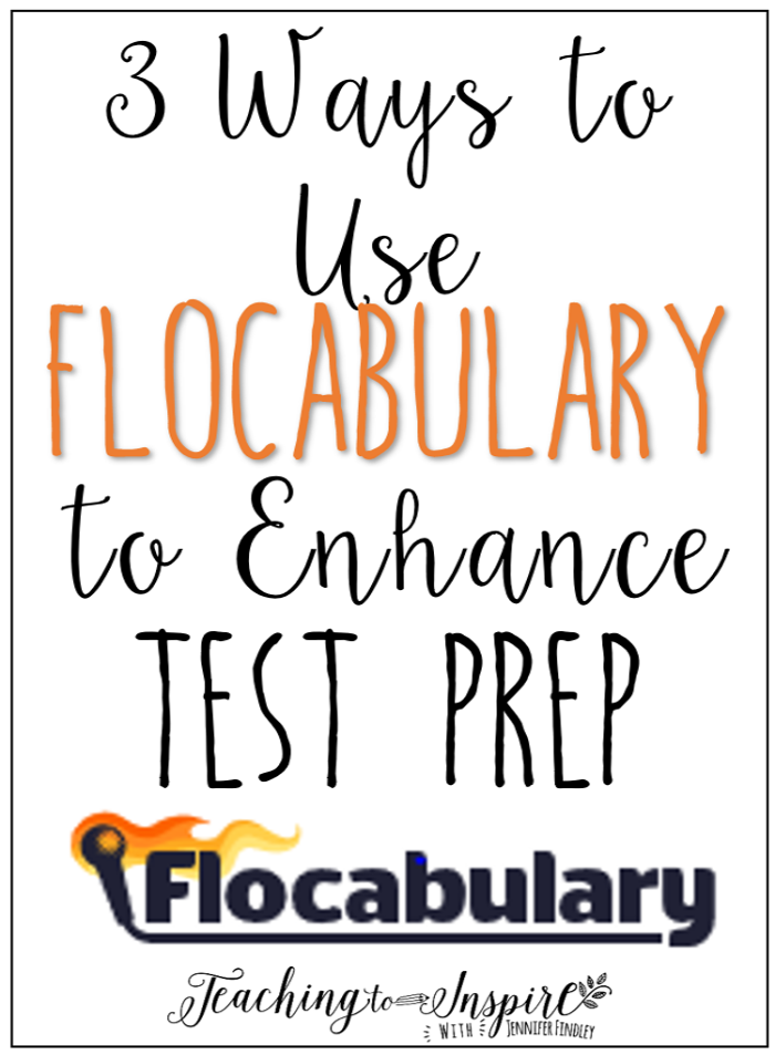 Read about a web based program called Flocabulary and how to use it to enhance test prep review.