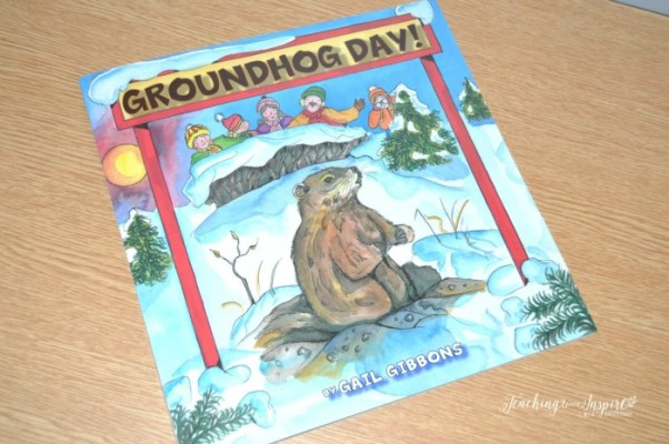 Free Groundhog Day activities and a suggested read aloud