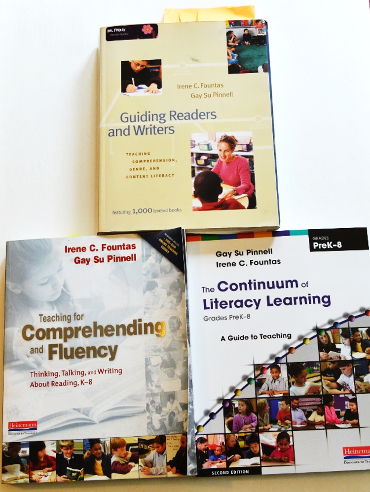 This post shares reading professional development books for upper elementary teachers. The post provides an overview of what each book has to offer. This is a must-read if you teach upper elementary reading.
