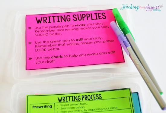 FREE writing printables to use in interactive writing notebooks or in writing toolkits.