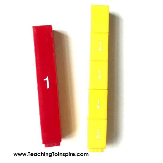Subtracting mixed numbers with regrouping can be super tricky for some (or most) students. This post shares three ways to use manipulatives to help students conceptualize the process.