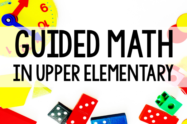 Guided math allows teachers to meet the needs of all of their learners. This collection of posts and resources will help you implement guided math in your classroom!