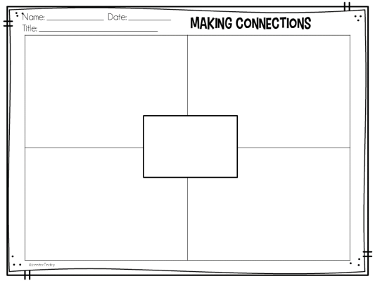 Word Study Activity: Making Connections