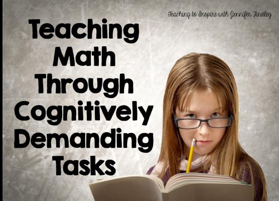 teaching math through tasks