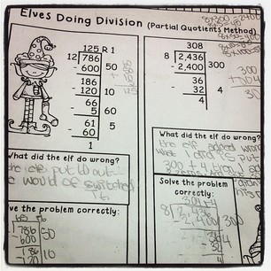 Division Fun and a Tropical Christmas Freebie - Teaching with ...