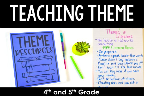 teaching-theme-4th-5th-grade-theme-activities-2 Teach Alge Th Grade on 4th power, 4th step, 4th place, 4th math,