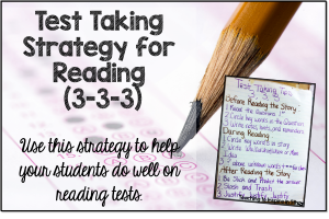 Test Taking Tips for Reading