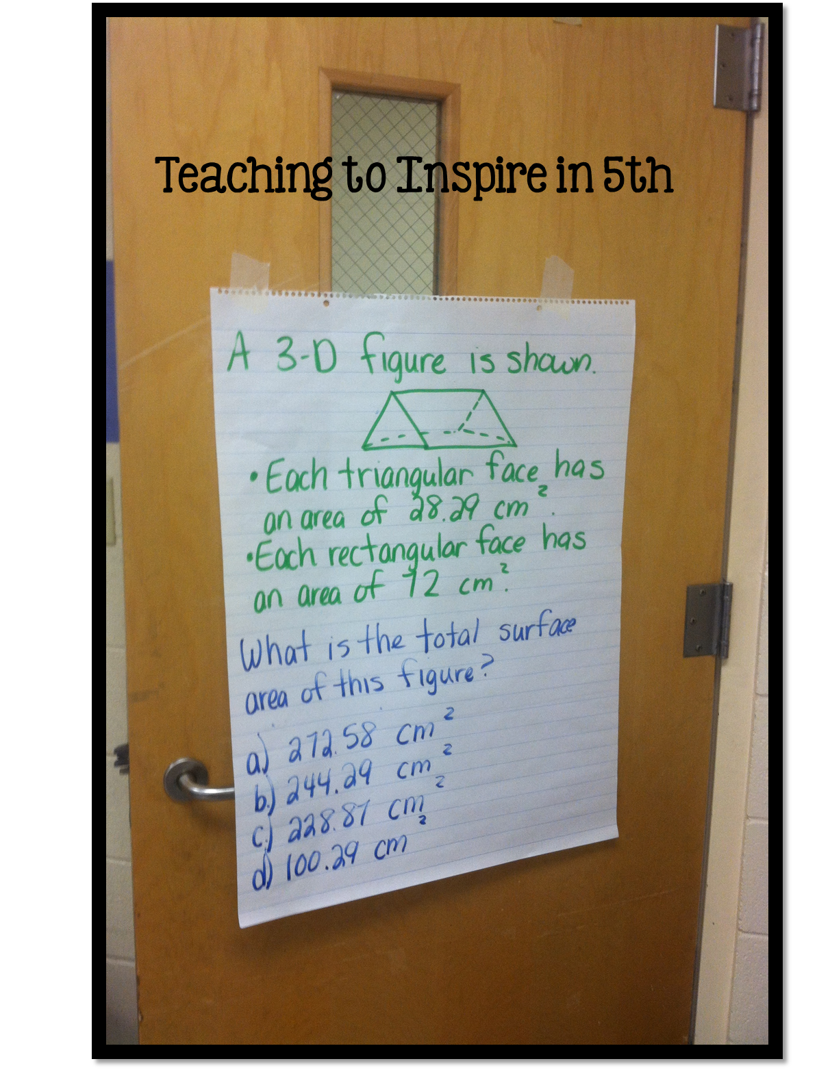 Get Them Moving Test Prep Gallery Walk Teaching To Inspire With