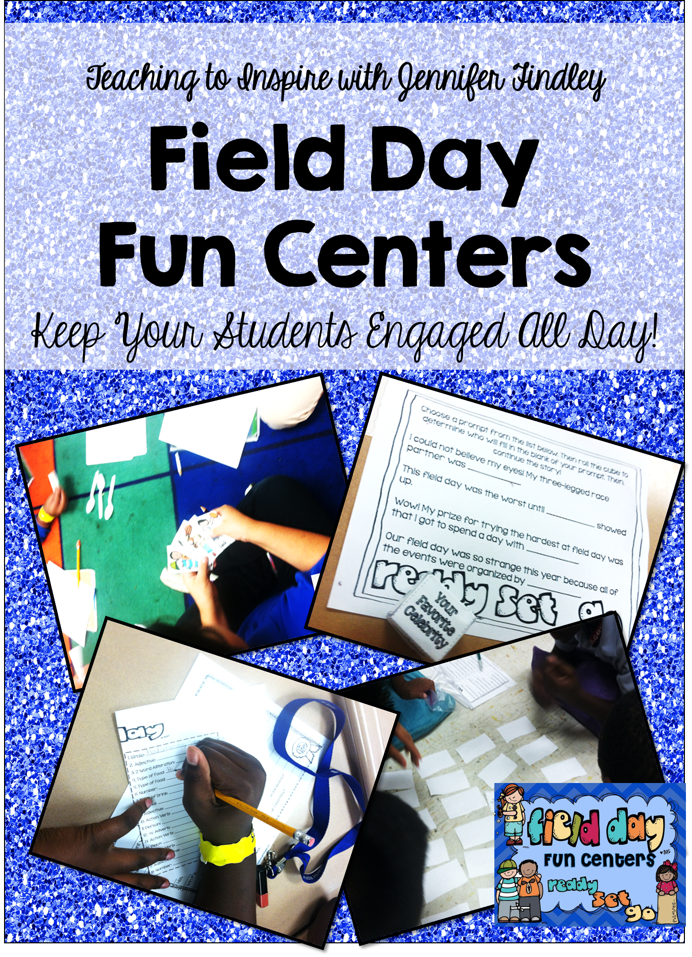 Field Day Fun Centers