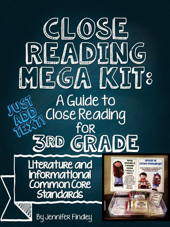 http://www.teacherspayteachers.com/Product/Close-Reading-Mega-Kit-3rd-Grade-Common-Core-1517819