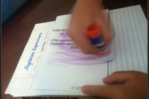 Math Interactive Notebooks