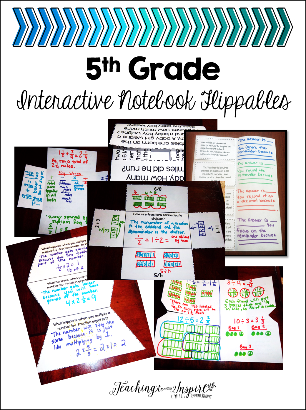 Interactive Student Notebook Extravaganza! - Teaching to Inspire ...