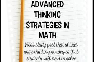 Advanced Thinking Strategies in Math