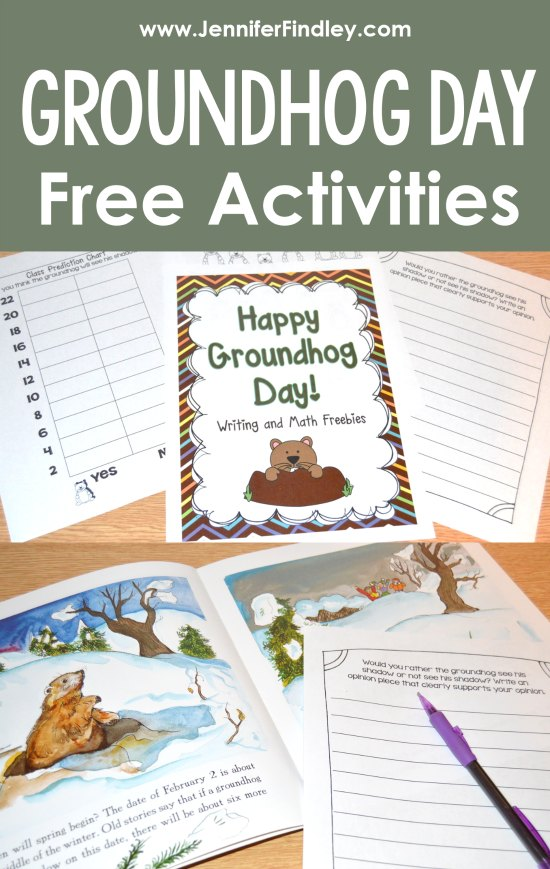 This post shares free Groundhog Day activities and a suggested read aloud for upper elementary students.