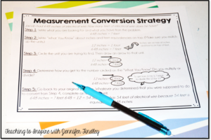 Measurement Conversions for Kids Who Just Don't Get It