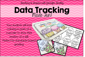 Data Tracking {A Fun & Delicious Way to Track Data}