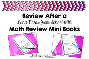 How to Review After a Long Break from School