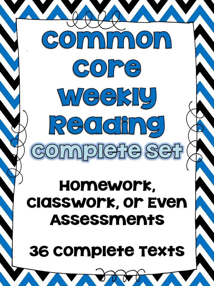 Meaningful Reading Homework - image 10