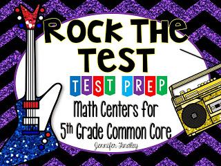 http://www.teacherspayteachers.com/Product/Rock-the-Test-Common-Core-Test-Prep-Math-Centers-for-5th-Grade-1090252