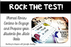 Test Prep Centers {Rock the Test!}