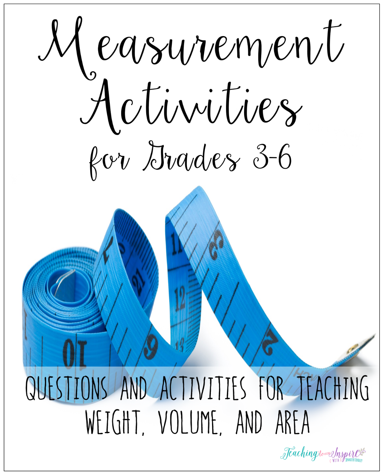 Measurement Activities for Upper Elementary