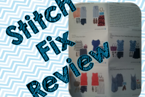 June 2014 Stitch Fix Review