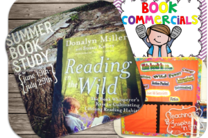 Easy Ways to Have Students Share Their Reading with Others {Book Study}