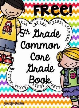http://www.teacherspayteachers.com/Product/5th-Grade-Common-Core-Grade-Book-Freebie-1369851