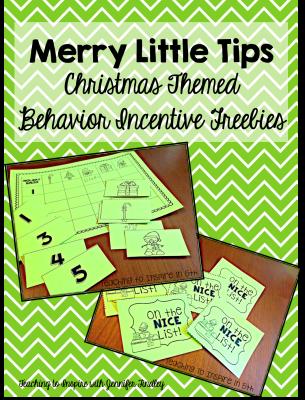 Behavior Incentives