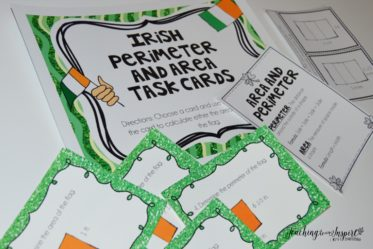 FREE St. Patrick's Day Resource for Grades 3-6