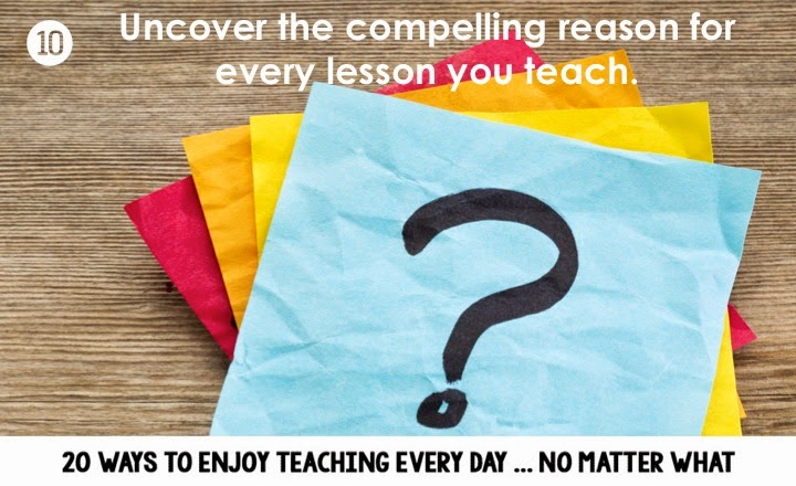 Unshakeable: 20 Ways to Enjoy Teaching Every Day