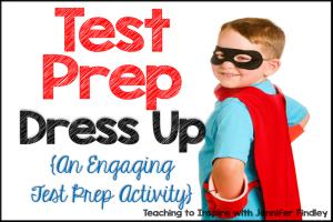 Test Prep Dress Up – Engaging Test Prep