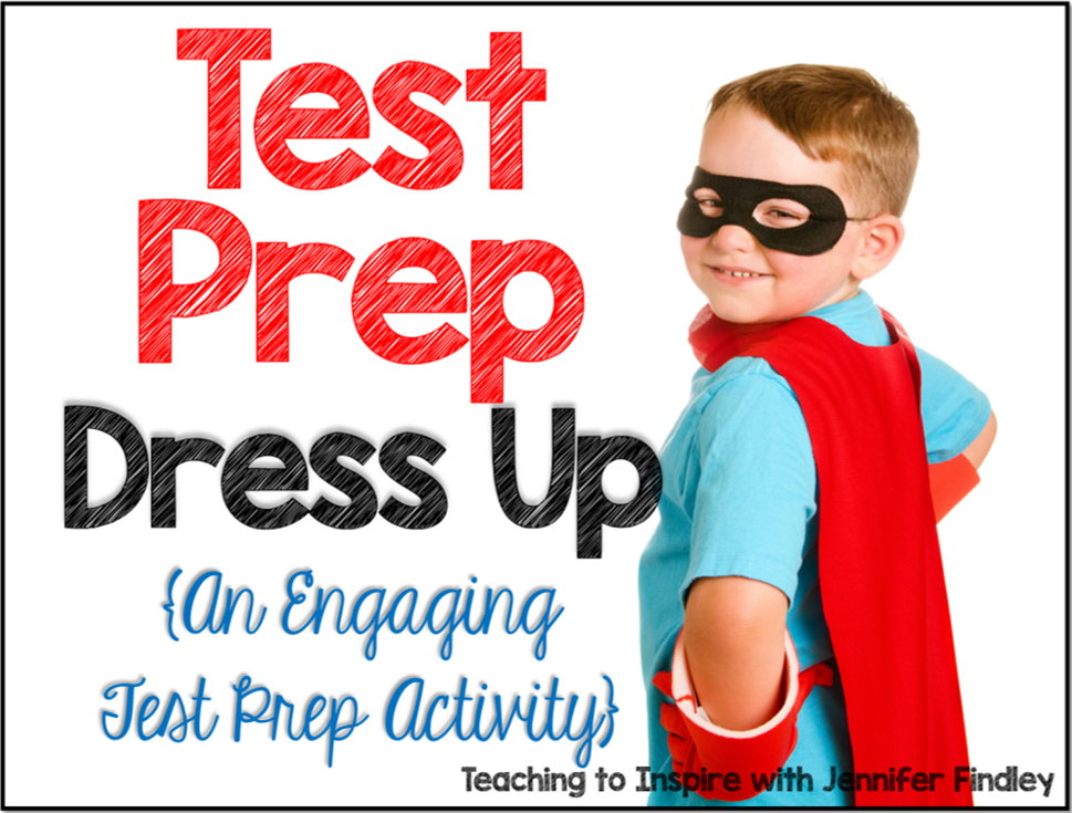 Read about a super engaging test prep activity that can be used to review any subject.