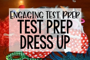 Want to motivate your students with an engaging test prep activity? Check out one of my favorite fun test prep ideas: test prep dress up!